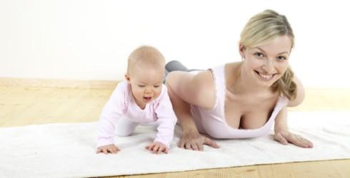 как быстро похудеть после родов