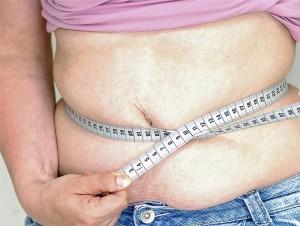 лишний вес после беременности
