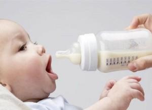 смеси для новорождённого