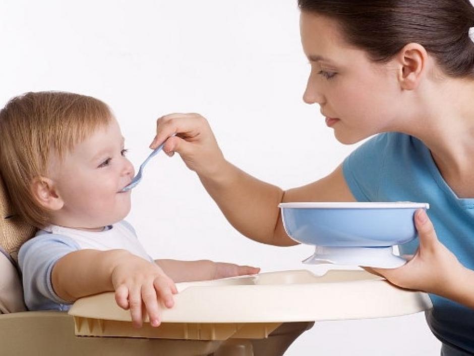 проблемы с кормлением у детей