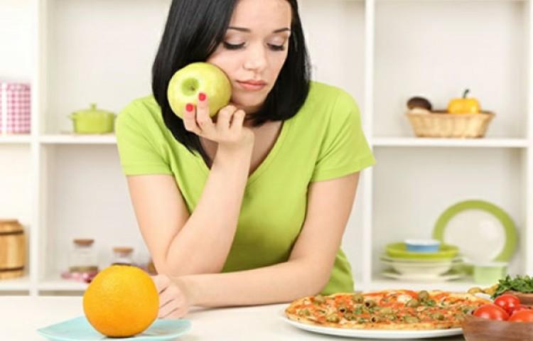Ошибки при похудении
