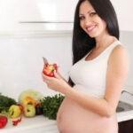 Правильное питание будущей мамы