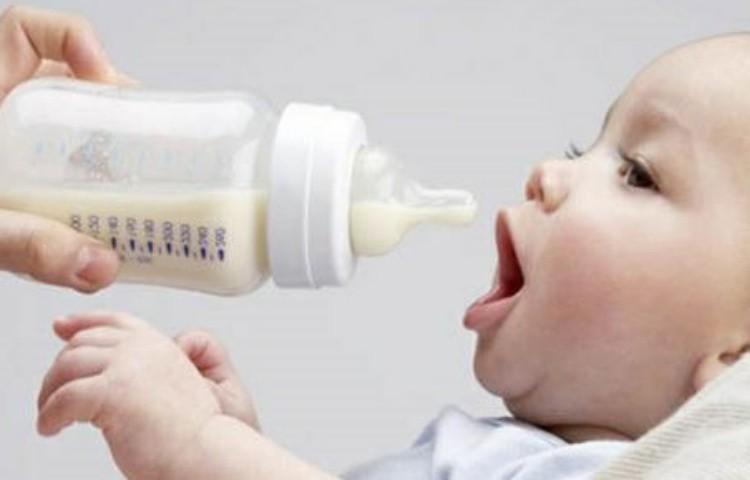 Выбор смеси для новорождённого