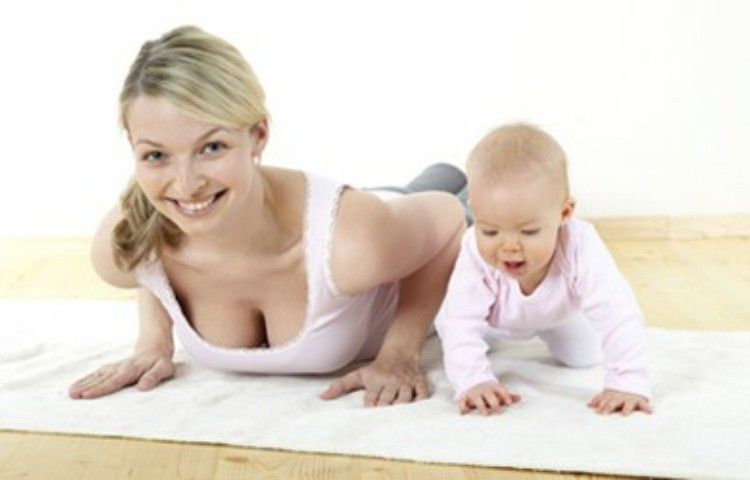 быстро похудеть после родов
