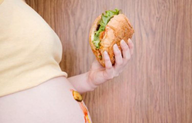 Полезные привычки беременных