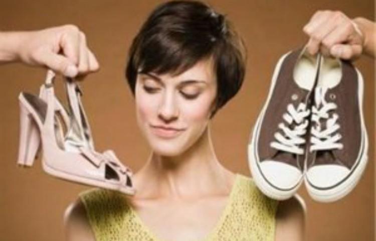 носить каблуки беременным